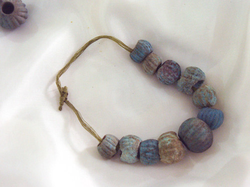 Archaeological  beads of Montenegro