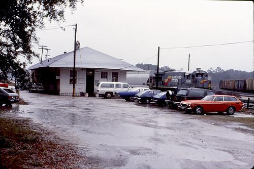 railroad depot acl seaboard