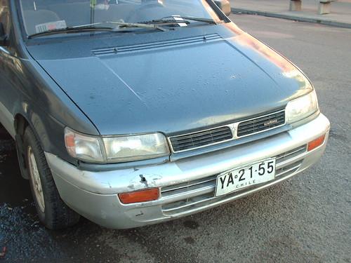 Mitsubishi Chariot- Punta Arenas