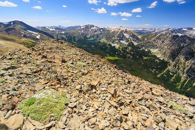 Summit view 1: