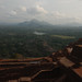 The view from the fortress at the top of Sigiriya rock (Thomas Mills)
