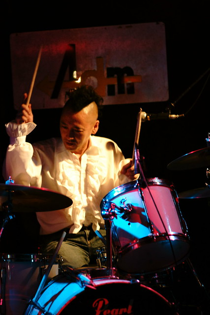 JIMISEN live at Adm, Tokyo, 29 Jul 2012. 469