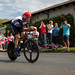 Bradley Wiggins rides for Gold