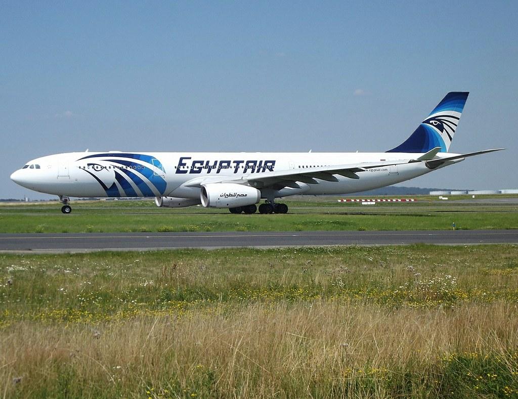 SU-GDU - A333 - EgyptAir