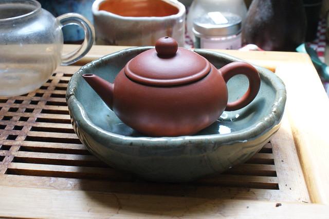 Celadon Teaboat
