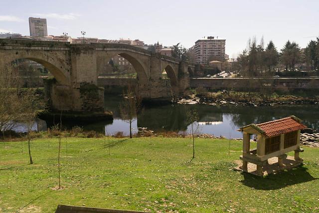Paseo termal por Ourense