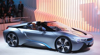 BMW to sell luxury cars for less online 2013 i8 Spyder