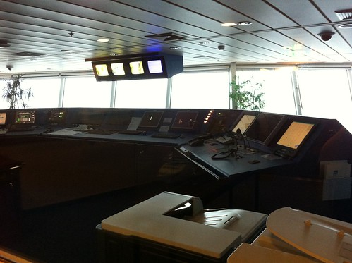 Norwegian Pearl - Bridge Panel (2)