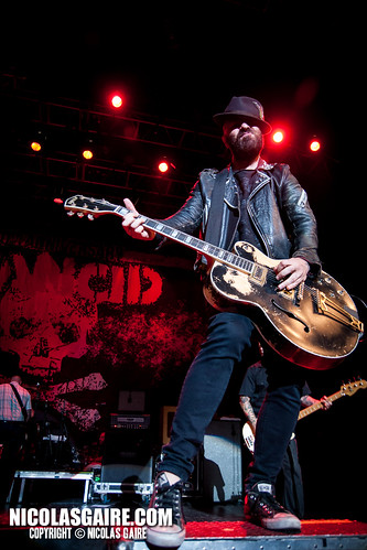 Rancid @ Trianon - Paris | 02.08.2012