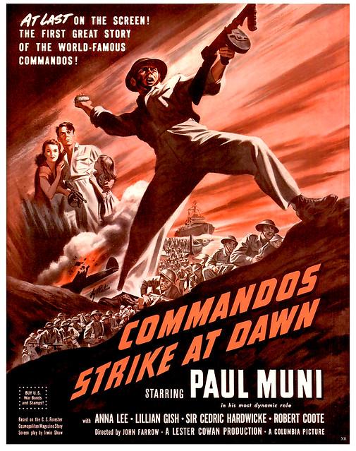 1942 ... «Commandos Strike! '