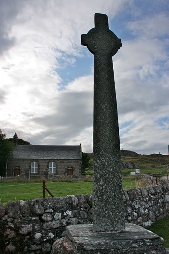 McLean's Cross on Iona
