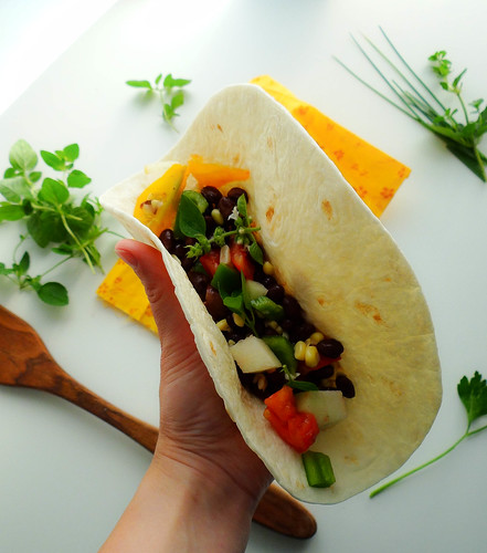 farmers market tacos