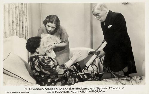 Mary Smithuysen, G. Chrispijn-Mulder, Sylvain Poons, De familie van mijn vrouw