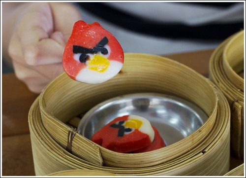 Angry Birds Dim Sum