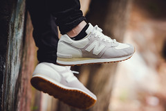 END. X NEW BALANCE M575 'MARBLE WHITE'