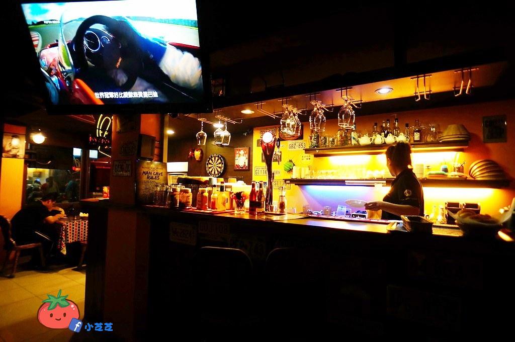 板橋 活西美式餐廳