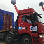 Caravan_pilot_tianjin_Chinese truck_IRU logo_Transpark
