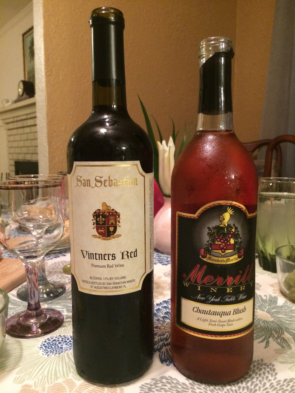 Sweet Wines Paired with Both Savory and Sweet Snacks 1