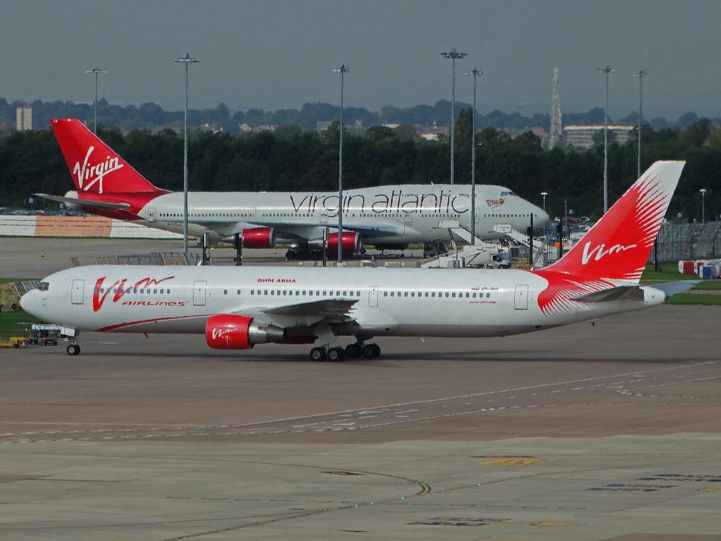 VP-BVI - B763 - S7 Airlines