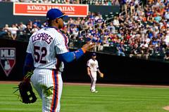 Yoenis Cespedes - Minnesota Twins vs. New York Mets - 9.18.16
