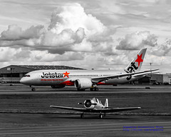 Jetstar 787 Heading Out On A 5 Sept 2015 Delivery Flight
