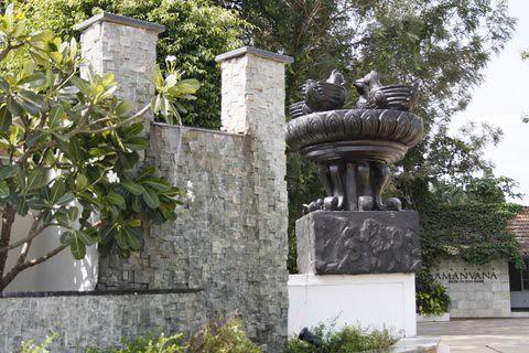 Amanvana Resort in Coorg