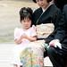 Japanese Wedding, All Dressed Up - Itsukushima Shinto Shrine, Miyajima