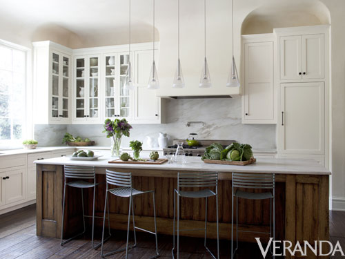 Kitchens Featured In Veranda Magazine