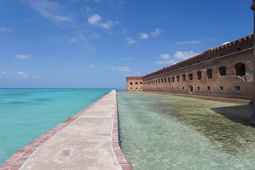 Dry Tortugas Blue Water