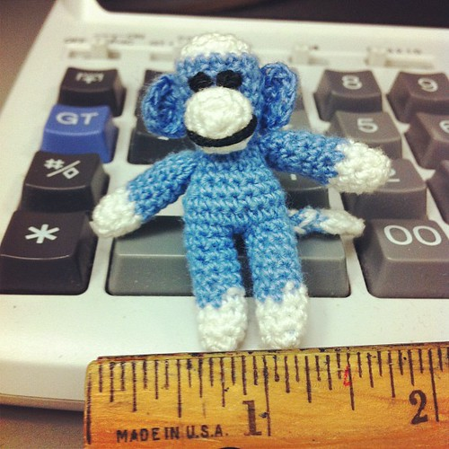 Teeny Monkey