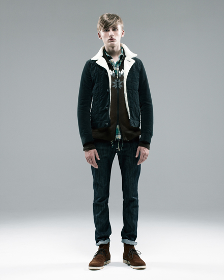 Magine 2011 Autumn & Winter001_Jordan Taylor