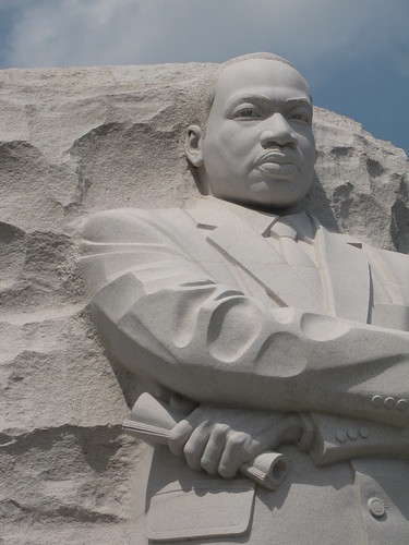 Martin Luther King Jr. Memorial by CharlesRay2010