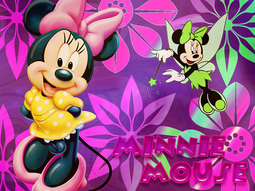 Wallpapers de Minnie Mouse