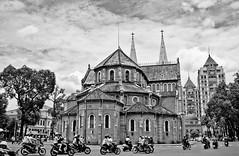 Notre-Dame Cathedral (Saigon - Vietnam)