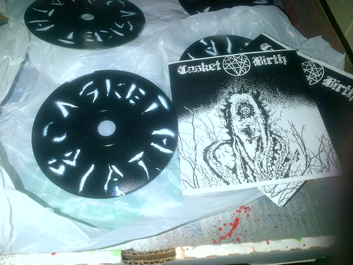 Casket Birth Demo 2012 by Outsider_Industries_Progenitor