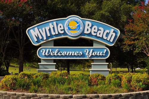 Favorite Place To Be Myrtle Beach South Carolina