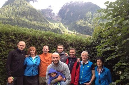 Obleč všechno, co máš, slyšel před ultramaratonem kolem Mont Blancu