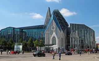 Augustusplatz: Universität