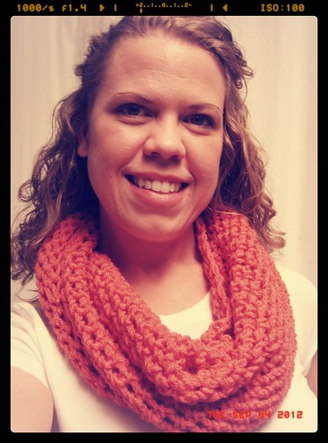 Simple Twisted Cowl