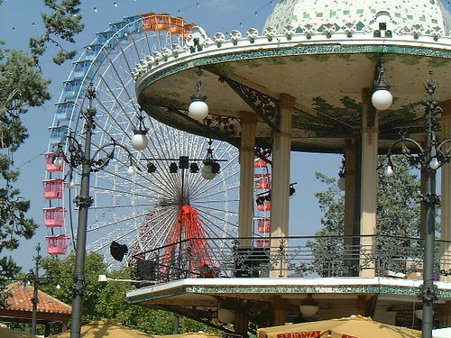 templete de la Feria 2001