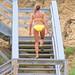 Beach bum @ Nauset Light Beach by genkimonkey