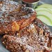 Coconut Crunch French Toast with Guava Syrup