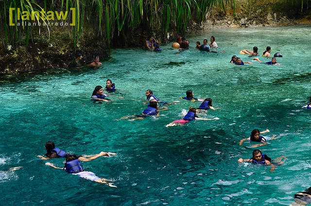 Enchanted River Swimmers
