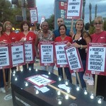 Antelope Valley RNs Set Candlelight Vigil to Protest Serious Patient Care Problems at Hospital