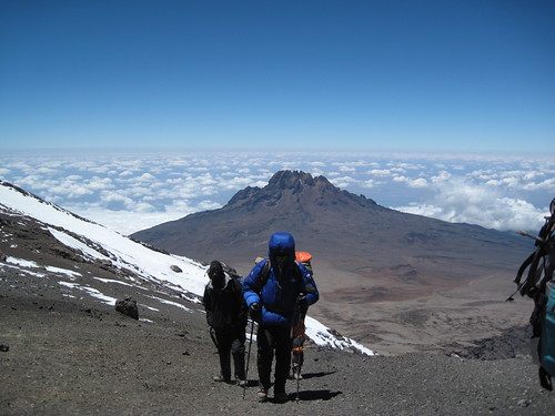 7949639284 3196c18c97 Success! I made it to the Roof of Africa! Climb Kilimanjaro with Rachel: Post 5