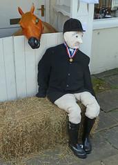 Horse and Jockey