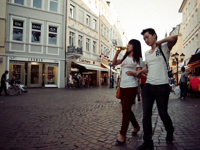 Trier city