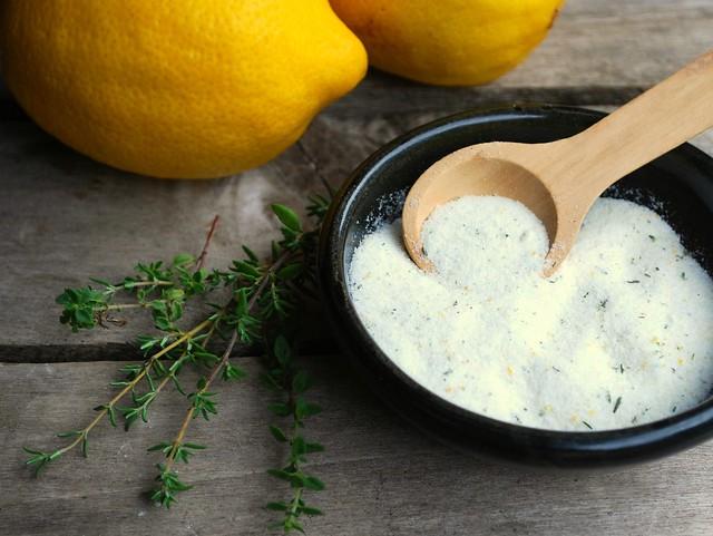 Lemon thyme salt 1 r