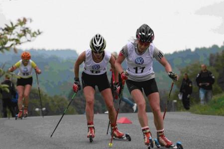 Běžci Jakš a Nývltová-Vrabcová slaví letní zlatý hattrick