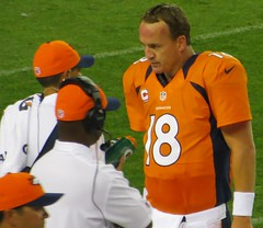 Peyton Manning, Broncos vs Steelers 2012